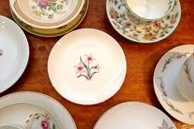 tableware rental eclectic vintage tableware rental wedinmilwaukee