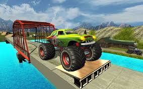show me monster trucks monster truck hill racing android apps on google play
