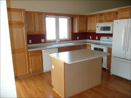simple single kitchen cabinet line in design in single kitchen