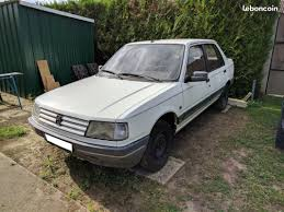 used peugeot 309 of 1992 249 659 km at 700 u20ac