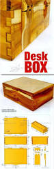 desk box plans woodworking plans and projects woodarchivist