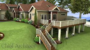 Home Design Architectural Plans Chief Architect Home Design Software Samples Gallery
