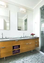 mid century modern bathroom design amazing mid century bathroom vanity modern cabinets on