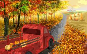 3d thanksgiving hd backgrounds wallpapercraft