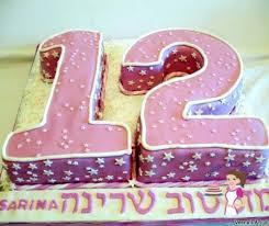 number cakes one two or twelve veena azmanov