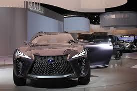 lexus new york auto show lexus says the ux concept is set for production automobile magazine