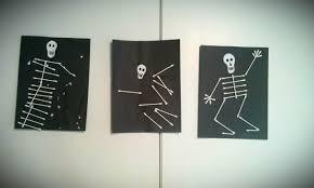 skeleton halloween activities u2013 festival collections