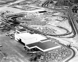 Seatac Terminal Map History Of Seattle Tacoma International Airport Ken Ludwick