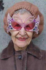 what is in style for a 70 year old woman 80 year old rita has over 70 pairs of outrageous glasses advanced