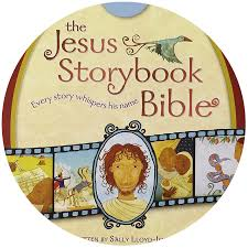 the jesus storybook bible sally lloyd jones