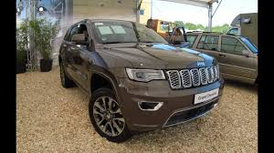 jeep family 2017 jeep grand cherokee overland new model 2017 facelift