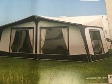 Used Isabella Awnings For Sale Awnings Porches U0026 Annexes For Sale Caravansforsale Co Uk