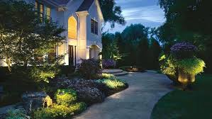 Lowes Led Landscape Lights Kichler Landscape Lighting Lowes Led Outdoor Design In Unique Low