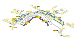 Hartsfield Jackson Airport Map Checking In At The Airport Klm Com