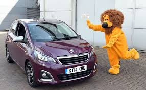 peugeot fire peugeot 108 daily record