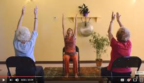Chair Exercises For Seniors Chair Yoga For Seniors Reduce Pain And Improve Health Video