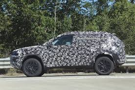 2017 jeep patriot jeep patriot u0026 compass replacement spied with grand cherokee like look