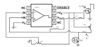 automatic headlight project auto electrics electronics
