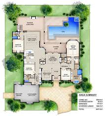 large family floor plans large multi family house plans house design plans