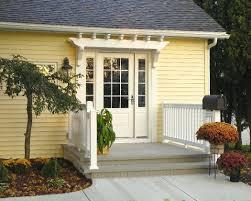 front door trellis arch garage arbor frame pergola plans designs