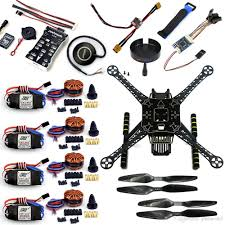 Diy Drone F19457 A S600 Diy Fpv Drone 4 Axis Quadcopter Welded Kit