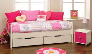 full size daybed with storage drawers foter full sized daybed