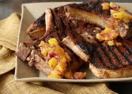 jerk me sweet pork chop recipe food republic