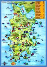 map of thailand thailand map tourist attractions travelsfinders