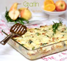 recette de cuisine alg駻ienne gratins gratin de pates au thon