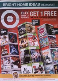 friday black target target black friday ad 2014 with xbox one ps4 deals 50 off