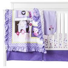 Circo Girls Bedding by Circo Love N U0027 Lilacs 4pc Baby Crib Bedding Set Target I
