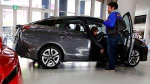 toyota prius brake recall toyota recalls 300 000 prius cars due to brake problem