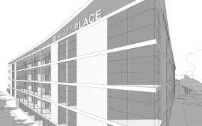 renderings revealed for csun hyatt place hotel urbanize la
