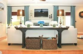 christmas decorations for sofa table how to decorate a sofa table wojcicki me