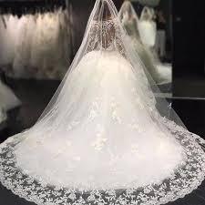robe de mari e de princesse de luxe luxe robe de mariage bal princesse a line avec manche longue
