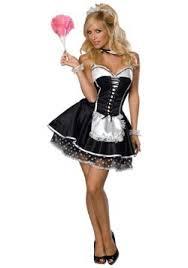 Nasty Halloween Costume French Maid Costumes U0026 Halloweencostumes