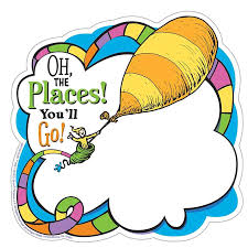 dr seuss balloons seuss oh the places you ll go balloon cut outs