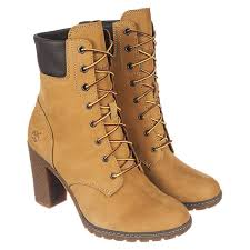 womens boots low heel timberland glancy 6 in s low heel ankle boots shiekh shoes