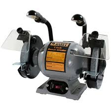 buffalo tools bg8dl bench grinder power bench grinders amazon com