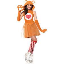 tween halloween costumes leg avenue care bears junior bedtime bear teen halloween costume