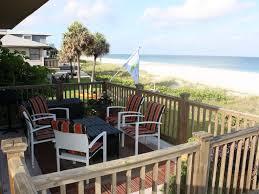 old florida style directly on the beach belleair beach florida