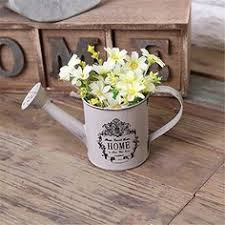 Shabby Chic Flower Pots by Janazala Small Flower Pots Indoor Decorative Indoor Flower Pots