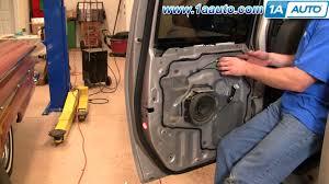 2006 Chevy Hhr Interior Door Handle How To Install Replace Rear Inside Door Handle Chevy Colorado 04