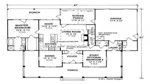 Country Cottage House Plans 100 Country House Floor Plans Plan 51734hz 3 Bed Acadian