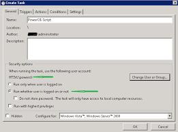 how to schedule a task in windows schedule powercli script in windows task scheduler vcdx56