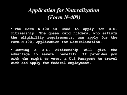 apply for u s citizenship overview
