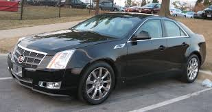 2008 cadillac cts information and photos zombiedrive