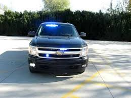 2007 chevy 1500 firefighter blue lights