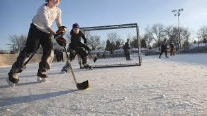 moorhead prepares outdoor skating rinks inforum