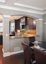 sejour et cuisine ouverte modèle de cuisine ouverte sur le séjour idée de modèle de cuisine